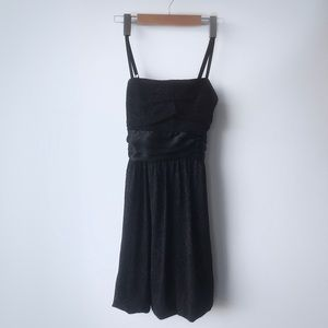 Dresses & Skirts - Sparkly little black dress